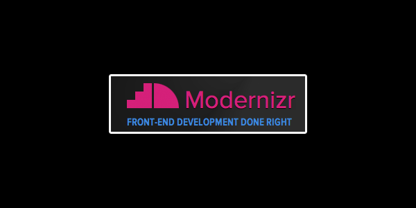 modernizr