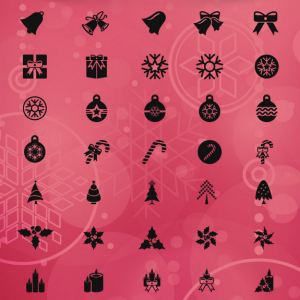 100-christmas-vector-icons